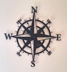 this beautiful wall clock has been powder coated in copper vein