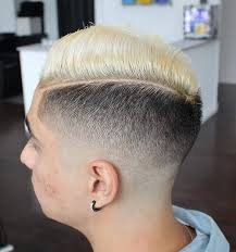 men half shave hair trends 40 ritzy shaved sides hairstyles and haircuts for men