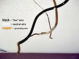 Light Fixture Wire How To Install A Light Fixture
