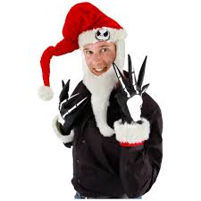 Jack Skellington Costume Santa Jack Kit Jack Skellington Santa