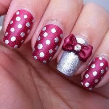 20 cute dotticure and polka dots nail arts ideas be modish