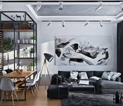 Home Designer Interiors 2015 by Artistic Apartments With Monochromatic Color Schemes