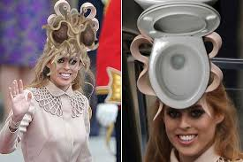 Princess Beatrice Hat Meme - princess beatrice s hideous hat gets 128 000 fans on facebook