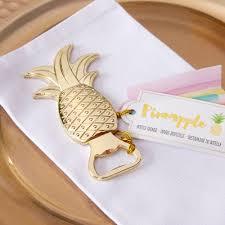 wedding bottle openers pineapple bottle opener knotville