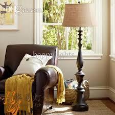 Vintage Bedroom Lighting 2018 Wholesale American Vintage Wooden Floor L Linen Covers