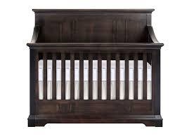 Gray Convertible Crib by Parker Crib Evolur