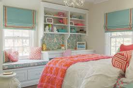 Coral Aqua Bedroom Premier Prints Sherpa Coral Aqua Ikat Fabric