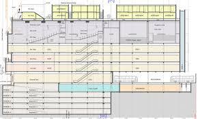 Floor Plan Of Auditorium Blocher Partners Odel Mall Colombo