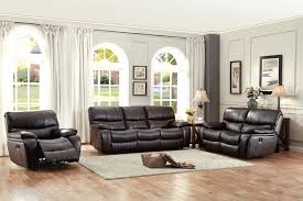 Cheap Leather Recliner Sofa Reclining Sofa Sets Sofa Design Ideas