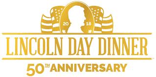 fiftieth anniversary collin county 2018 lincoln day dinner 50th anniversary