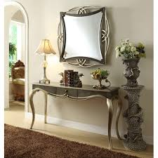 Antique Console Table Console Tables With Mirror Antique Console Table Mirror Set