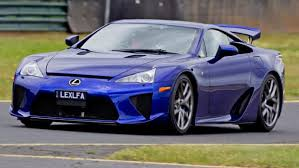 lexus lf a lexus lfa has top shelf price car carsguide