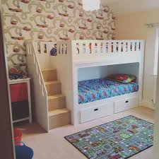 2 floor bed best 25 bunk beds with stairs ideas on bunk beds with