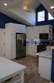 chalk painted kitchen cabinets old white home design ideas