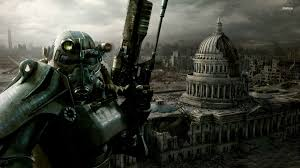 Fallout 3 Full Map Fallout 3 Wallpapers 46 Widescreen Fhdq Wallpapers Of Fallout 3