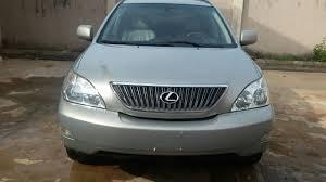 lexus rx 350 2008 2008 tokunbo lexus rx350 autos nigeria