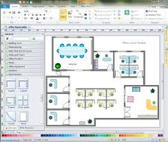 floor plan free software office floor plan software