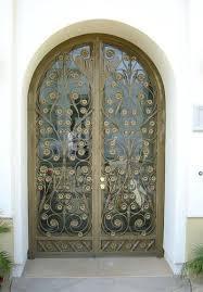 iron front doors ornamental iron doors a entry door wrought