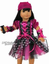 18 Doll Halloween Costumes 3681 American Dolls Images Doll