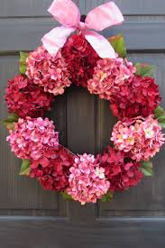 valentines day wreath 30 diy s day wreaths door decorations for
