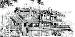 front sloping lot house plans view lot home plans narrow lot house plans house plans with rear