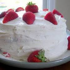 Strawberry Shortcake Cake Recipe by mytastytreasures Key Ingre nt