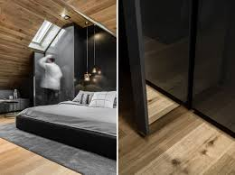 Attic Apartment Okrezna Attic Apartment By Raca Architekci Design