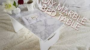 Diy Marble Coffee Table by Diy Marble Bed Table Youtube