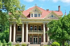 historic mayo mansion in paintsville kentucky historic homes