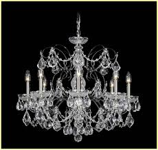 Vintage Crystal Chandelier Parts Vintage Schonbek Crystal Chandelier Home Design Ideas