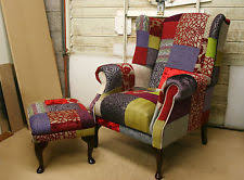 Patchwork Armchair For Sale Armchairs Ebay