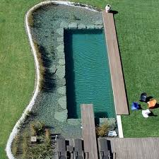 How To Design A Backyard Landscape Plan Best 25 Natural Swimming Pools Ideas On Pinterest Natural Pools