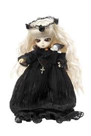amazon pullip black friday amazon com ball jointed doll ai black baccara toys u0026 games
