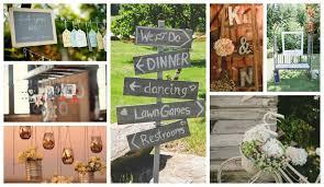 triyae com u003d diy backyard wedding decoration ideas various