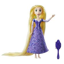 disney tangled series musical lights doll rapunzel toys