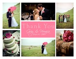 Wedding Postcards Outstanding Memorable Wedding Thank You Postcard Pictures Marriage