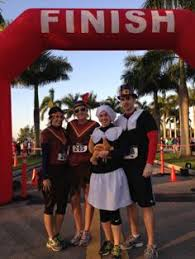 top 20 turkey trot team names for your 5k race shirts