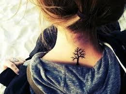 45 insanely gorgeous tree tattoos on back