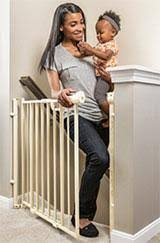 Baby Gate Stairs Banister Best Baby Gates 2017 Safest And Most Secure Mommyhood101 Your