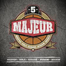 Lyrics/Paroles Freestyle - 5 majeur (Nekfeu, hunam, heskis, keroue, vidji)