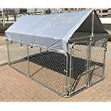 amazon com chickencoopoutlet backyard dog kennel outdoor pet pen