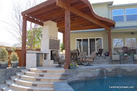 Backyard Patio Covers Arbors U0026 Patio Covers Design And Construction U2014 Carlton U0027s