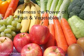 the power of fruit and vegetables