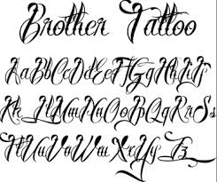 tattoos lettering designs elaxsir