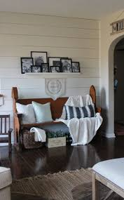 Church Pew Home Decor 424 Best Home Images On Pinterest Farmhouse Style Exterior