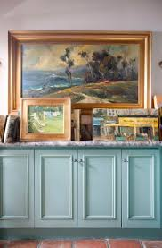 46 best home decor interesting ways to display paintings