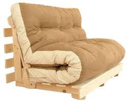 futon sofa bed mission style couch