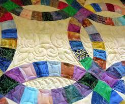 wedding rings wedding ring quilt pattern free the fantastic