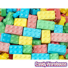 candy legos where to buy candy blox building blocks 11lb candywarehouse