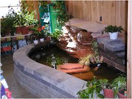 backyards wonderful small garden or backyard aquarium ideas
